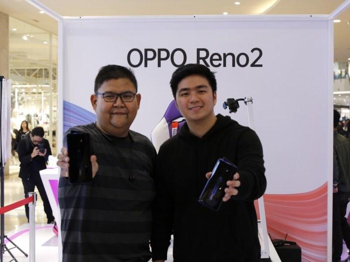 OPPO Gelar Penjualan Perdana Reno2 di Indonesia