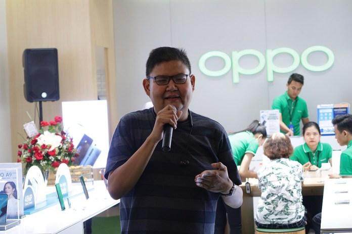 Gandeng Global Teleshop, OPPO Buka 2 Gerai Baru di Jakarta