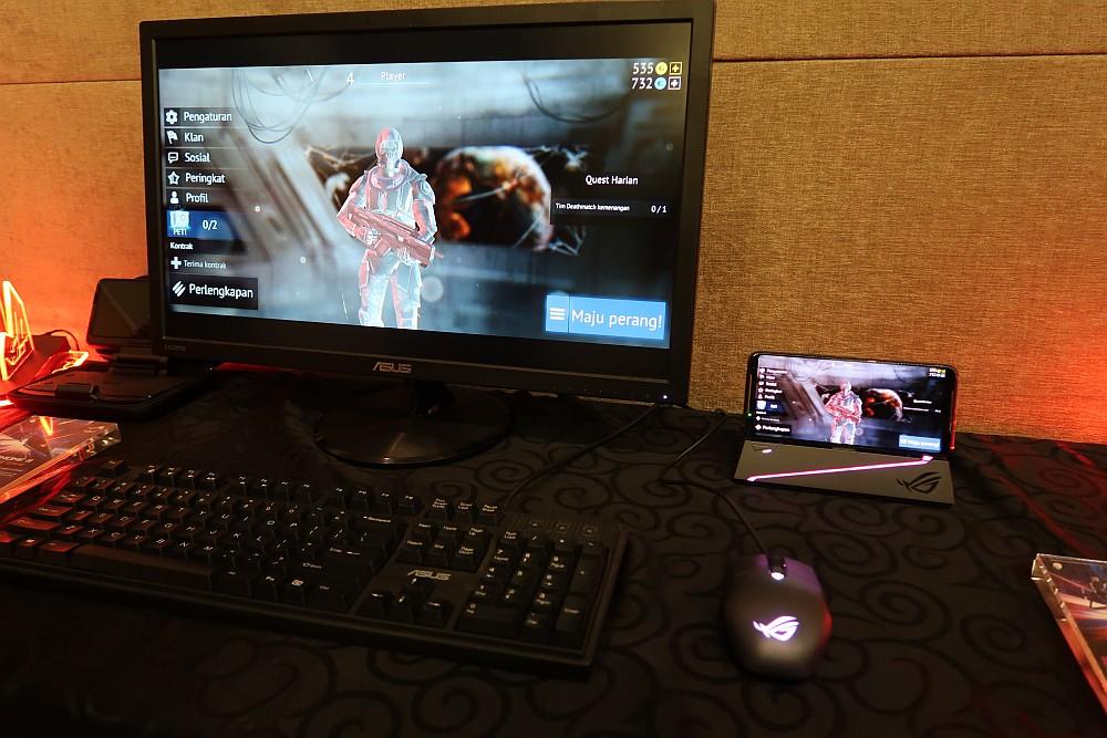 Asus Siapkan Bonus Hingga 4 Juta Rupiah Bagi 300 Pembeli ROG Phone II Pertama 14