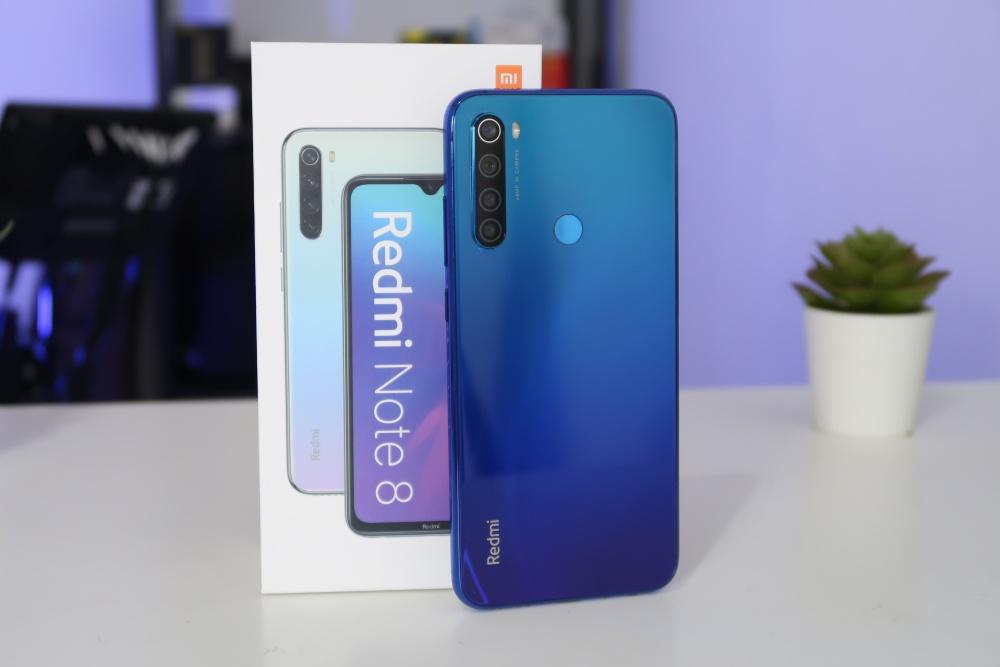 Redmi Note 8 Neptune Blue 2