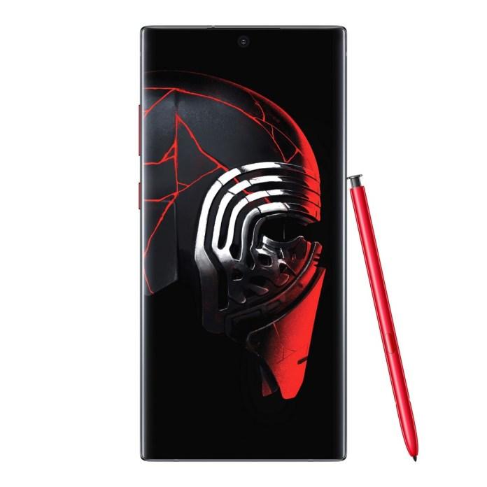 Samsung Umumkan Galaxy Note10+ Edisi Spesial Star Wars