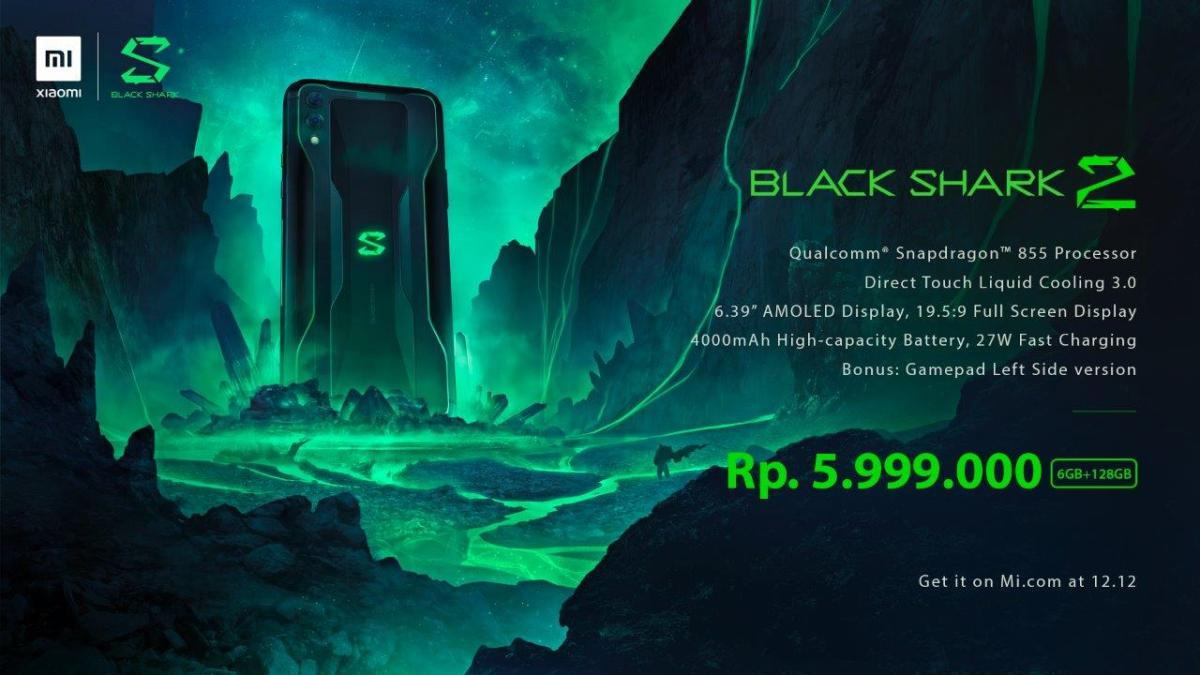 Xiaomi Black Shark 2 1