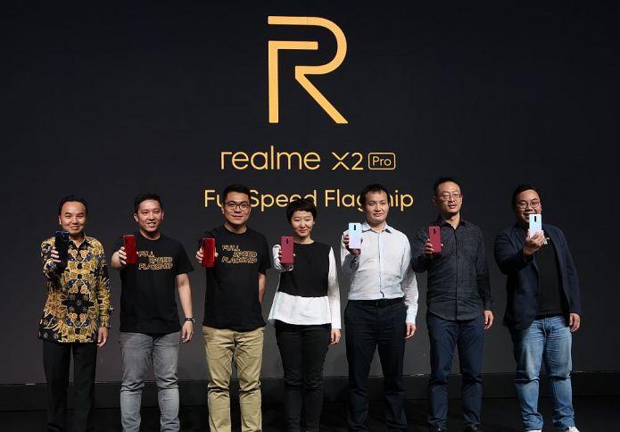 Meluncur di Indonesia, realme X2 Pro Dijual dengan Harga 7 Jutaan Rupiah