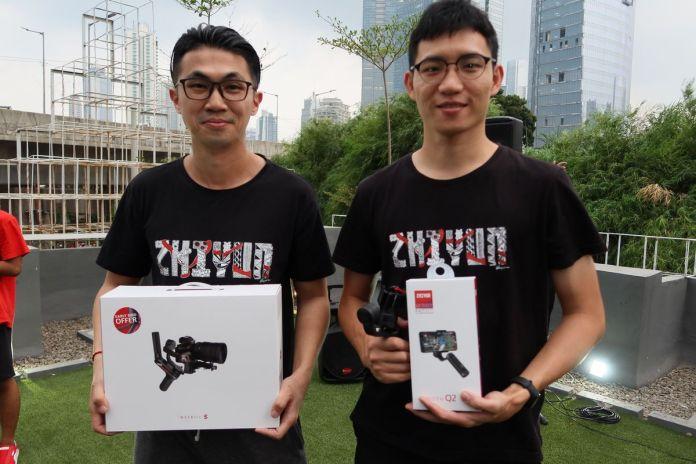 Resmi diluncurkan, Zhiyun Smooth Q2 dan Weebill-S Bawa Rancangan Sangat Ringkas dan Baterai Tahan Lama