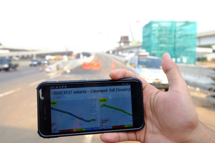 Jaringan 4G Telkomsel Tersedia di Tol Elevated Jakarta-Cikampek II