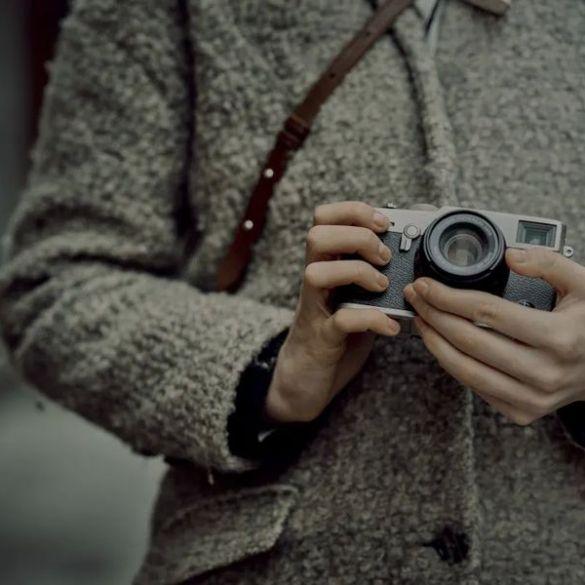 Fujifilm X Pro3 9