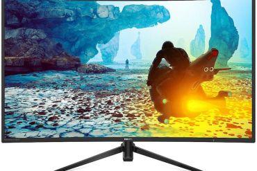Philips Momentum 392M7C: Monitor Lengkung Gaming Full HD dengan Refresh Rate 144Hz 1