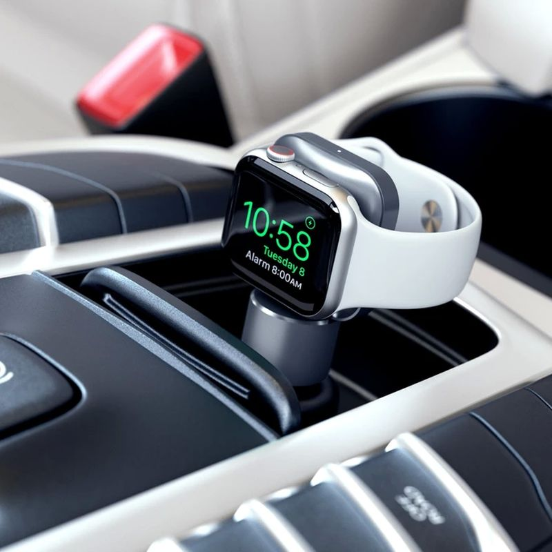Satechi Apple Watch Charging Dock 3