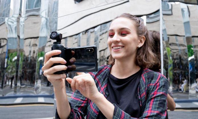 Snoppa Vmate: Pesaing DJI Osmo Pocket dengan Kemampuan Rekam Video Lebih Baik 2