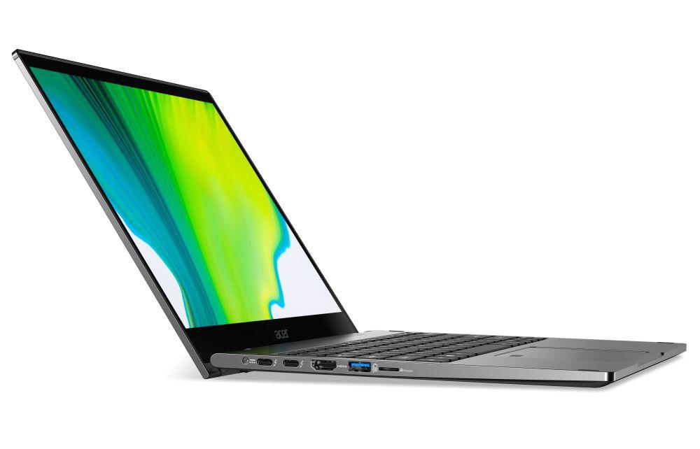[CES 2020] Acer Umumkan Spin 3 dan Spin 5 Terbaru dengan Prosesor Intel Ice Lake 11