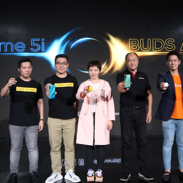 realme Buds Air dan realme 5i Resmi Meluncur di Indonesia 10