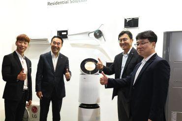 LG Perkenalkan Solusi Lengkap Produk Pengolah Udara untuk Sektor Bisnis 17