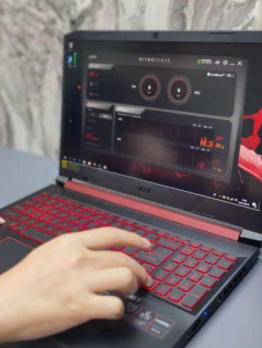 Acer Nitro 5 AN515 54 nitrosense