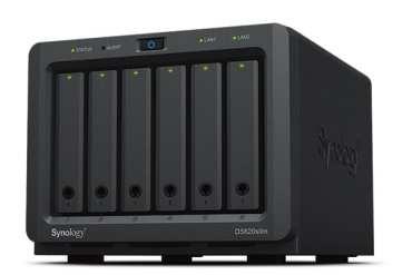 Synology DiskStation DS620 Slim, NAS Mungil dengan 6 Drive-Bay 14 ds620slim, NAS, Synology