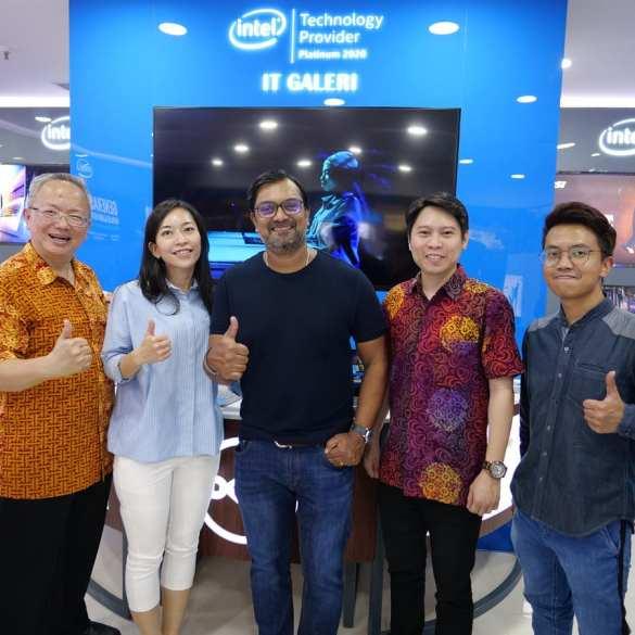Intel Store by IT Galeri mangga dua 2020 1