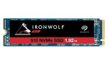 Seagate Luncurkan IronWolf 510, SSD M.2 NVMe untuk NAS 12 komputer, NAS, PC, seagate, Seagate IronWolf 510, storage