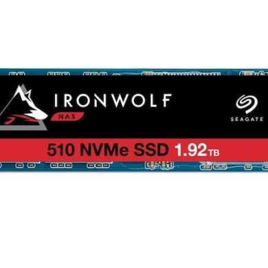 Seagate IronWolf 510 SSD NAS