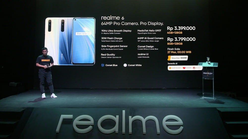 realme 6 Series Launch SejamAja Siap 9