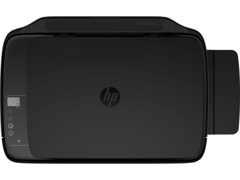 HP Inktank 315 tampak atas