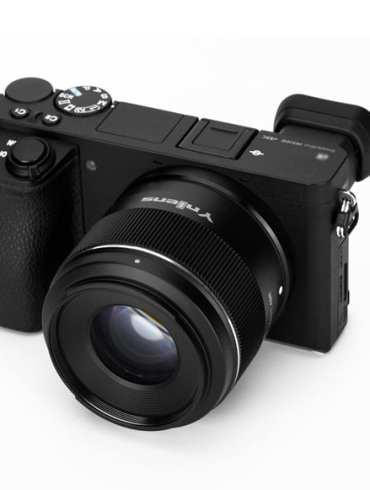Yongnuo 50mm F1.8S DA DSM 1