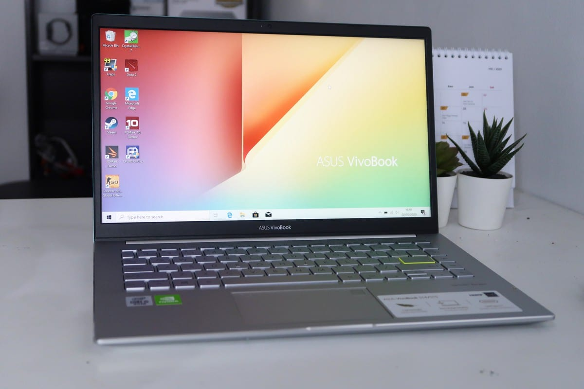 Asus Vivobook S14 S433 Gaia Green 1