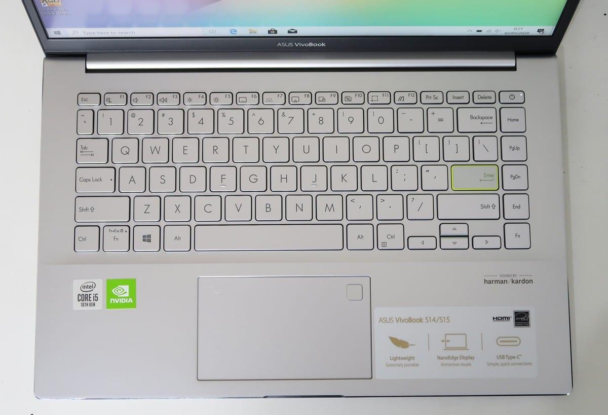 Asus Vivobook S14 S433 Gaia Green 2