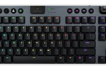 Logitech G915 TKL: Keyboard Gaming Wireless dengan Bodi Ramping dan Baterai 40 Jam 14 gaming, keyboard, logitech, Logitech G915 TKL