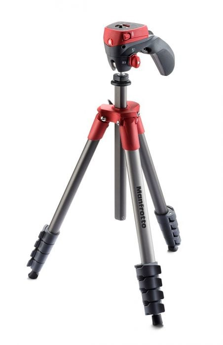 Manfrotto Compact Action Tripod 1