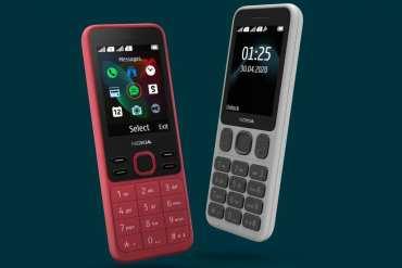Nokia 125 dan Nokia 150: Duo Ponsel Murah dengan Baterai Tahan Lama 10 feature phone, Nokia, Nokia 125, Nokia 150, Ponsel