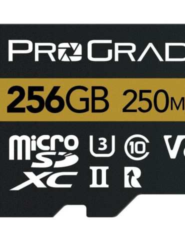 ProGrade Digital microSDXC 1