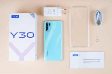 Hadir di Indonesia dengan Harga 2,8 Juta Rupiah, Inilah Spesifikasi Lengkap Vivo Y30 13 android, smartphone, vivo, Vivo Y30