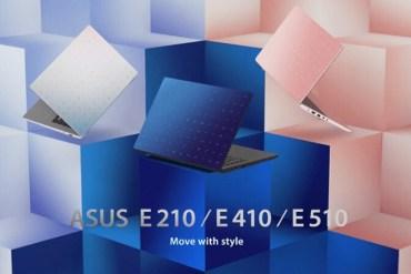 ASUS E210, E410 dan E510: Trio Laptop Murah dengan Bobot Ringan 10 asus, ASUS E210, ASUS E410, ASUS E510, Harga ASUS E210, Harga ASUS E410, harga ASUS E510, laptop ringan murah, Spesifikasi ASUS E210, Spesifikasi ASUS E410, Spesifikasi ASUS E510