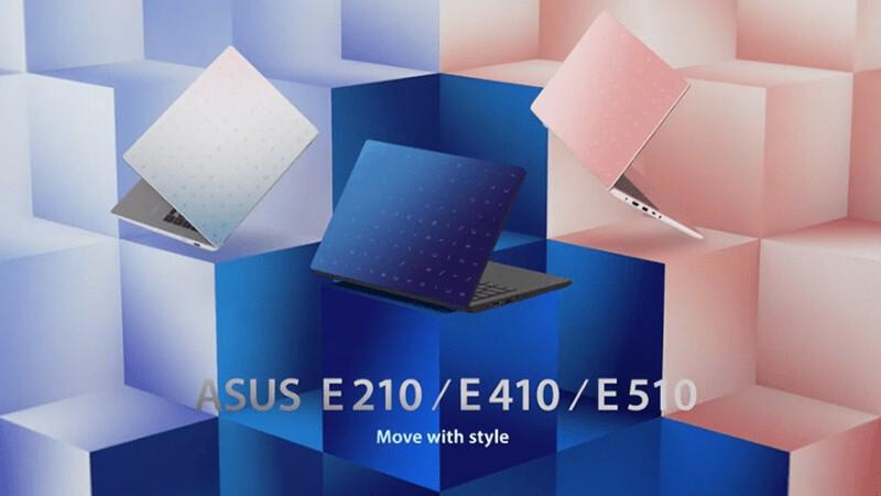 ASUS E210 E410 dan E510 1
