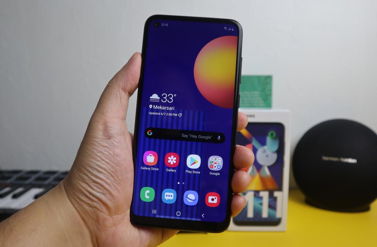 Samsung Galaxy M11 6