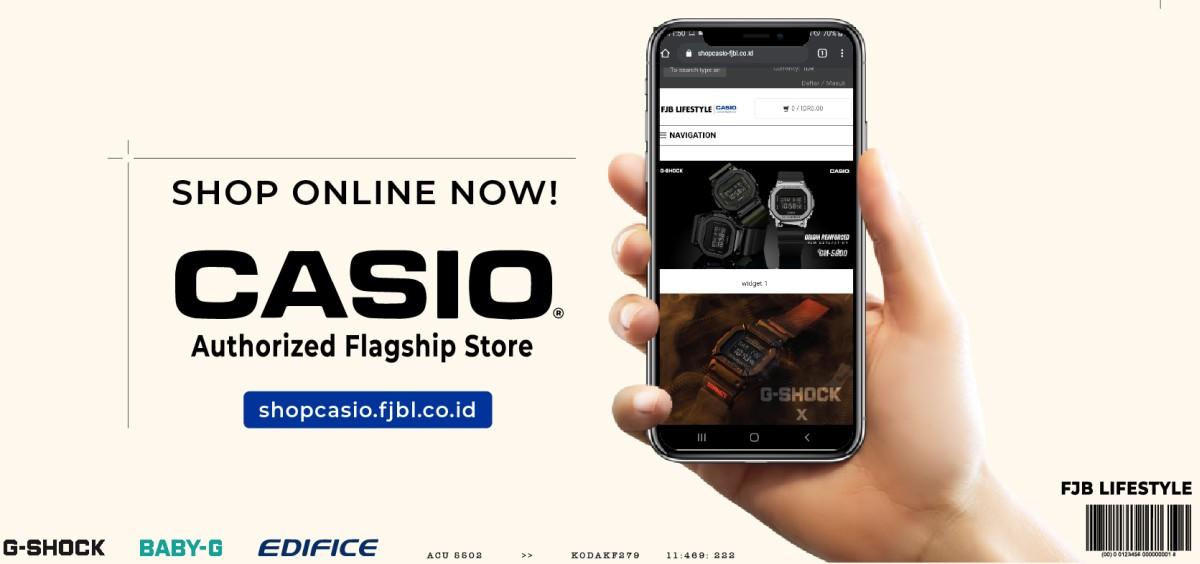 casio online store 1