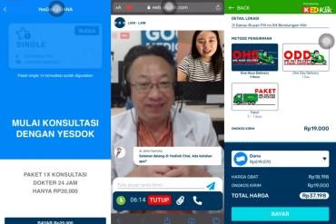 Permudah Akses Layanan Kesehatan Digital,  YesDok Kini Tersedia di Aplikasi DANA 13 aplikasi layanan kesehatan, DANA, layanan kesehatan digital, yesdok
