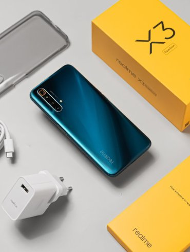 realme x3 superzoom package