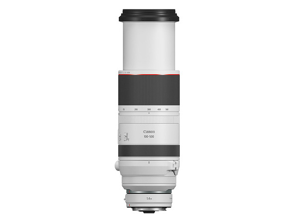 Canon RF 100 500mm F4.5 7.1L IS USM 2