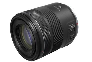 Canon RF 85mm F2 Macro IS STM 1