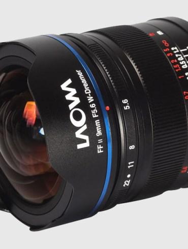 Laowa 9mm rectiliner 1