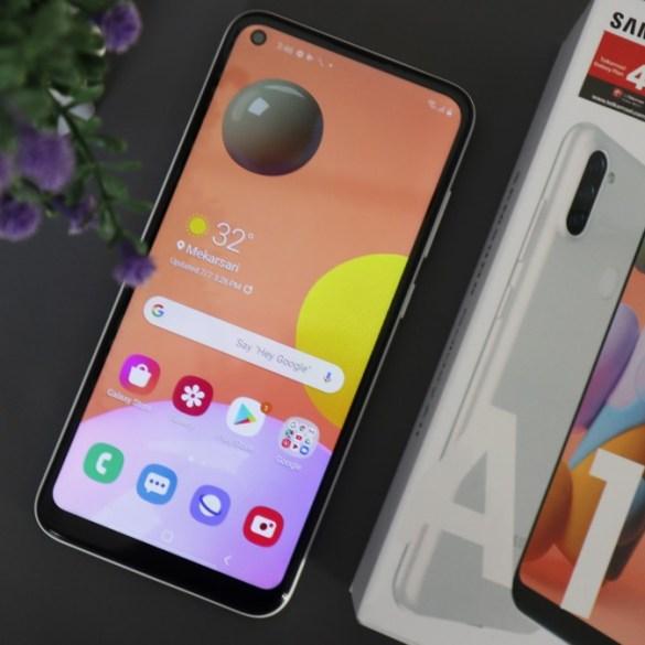 Samsung Galaxy A11 1