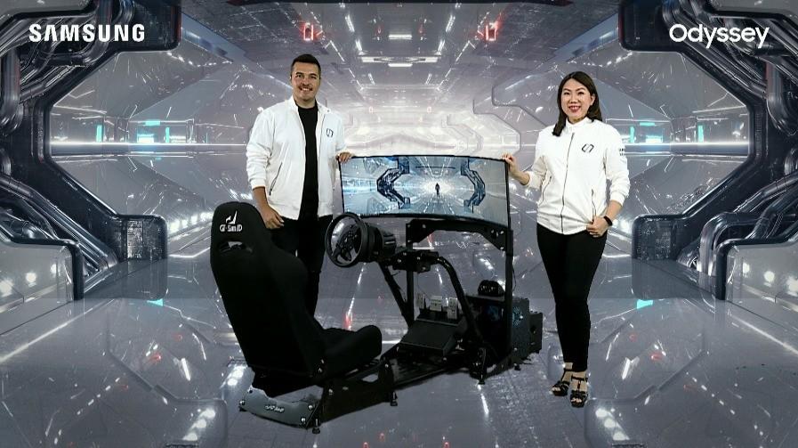 Samsung Odyssey G9 launch