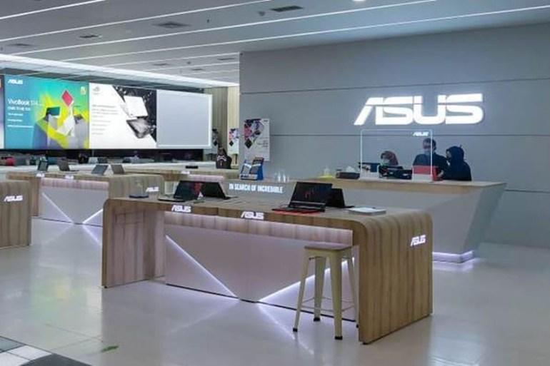 asus exclusive store pondok indah