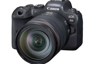 canon EOS R6 1
