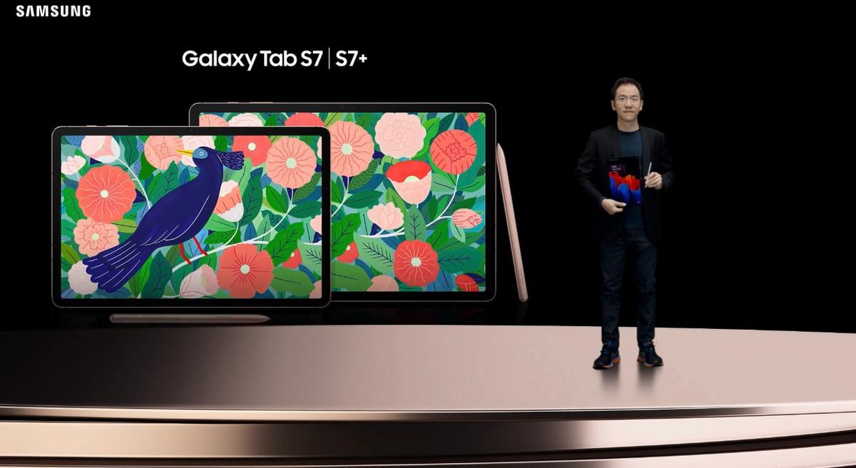 Galaxy Tab S7IS7