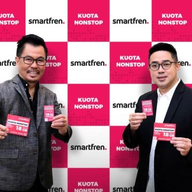 Smartfren meluncurkan KUOTA NONSTOP
