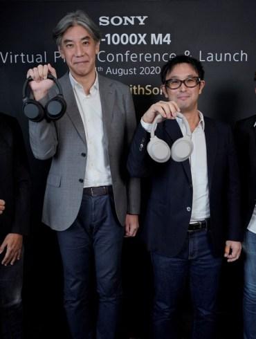 Sony WH 1000XM4 Indonesia 1