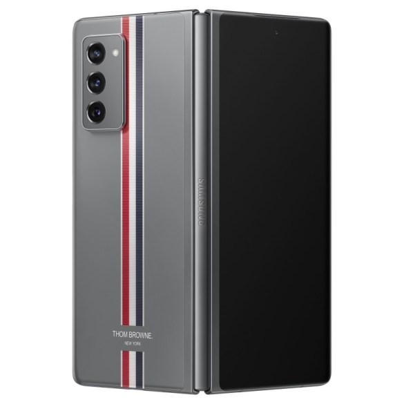 Galaxy Z Fold2 Thom Browne Edition