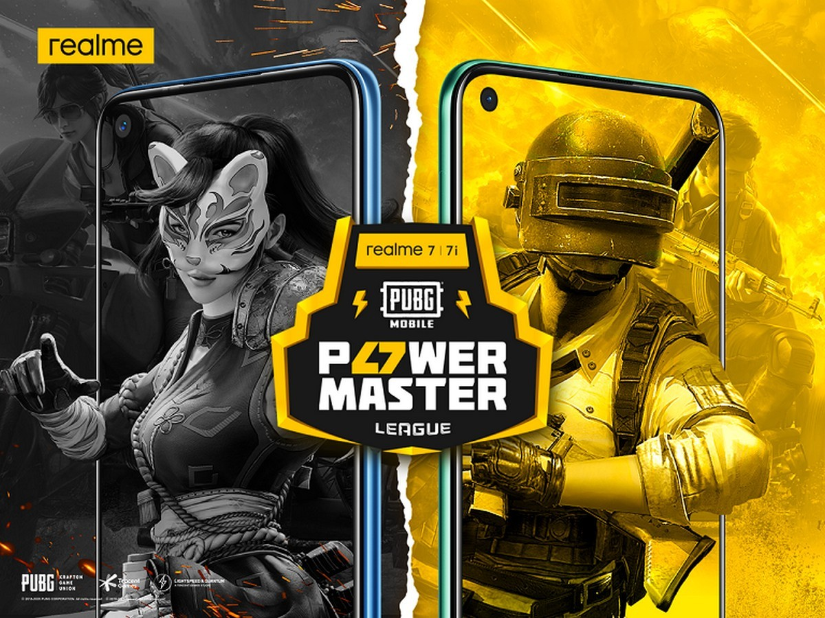 KV realme PUBG Power Master League