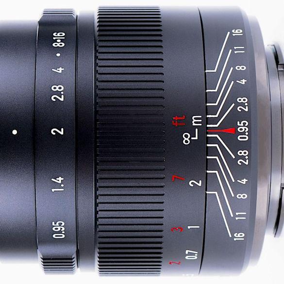 7artisans 35mm F0.95 1
